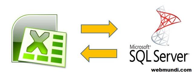 Importando uma planilha Excel para o SQL Server
