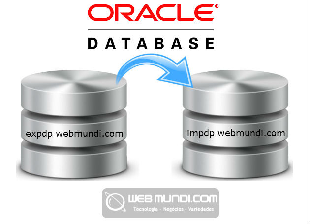 Como solucionar o erro Oracle : ORA-31623: a job is not attached to this session via the specified handle